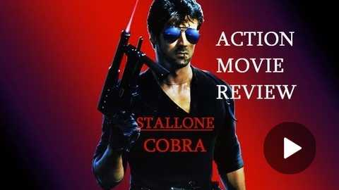 COBRA ( 1986 Sylvester Stallone ) Action movie review