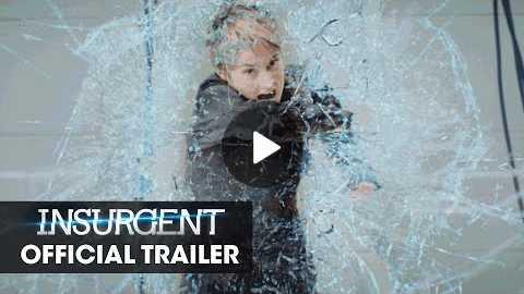 Divergent Series: Insurgent (2015 Movie - Shailene Woodley) Trailer