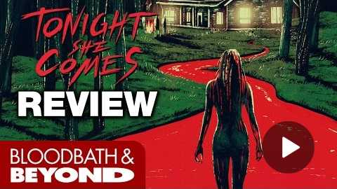 Tonight She Comes (2016) - Horror Movie Review | Buffalo Dreams Film Festival