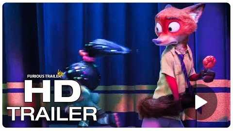 WRECK IT RALPH 2 Zootopia Easter Egg Scene Trailer (NEW 2018) Disney Animated Movie HD