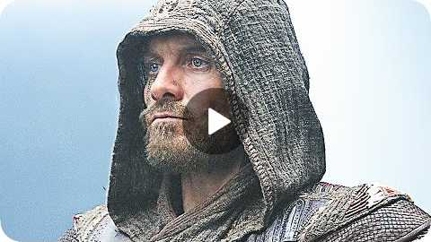 ASSASSINS CREED Trailer 2 (2016) Michael Fassbender Movie