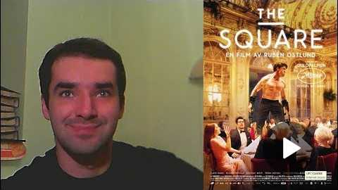 The Square (2017) - movie review
