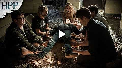 Exeter (2015) - Horror Movie Review | Haunting of the Paranormally Possessed