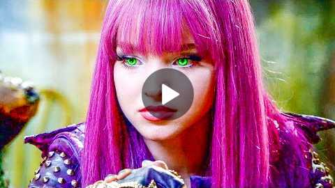 DESCENDANTS 2 Trailer #2 (2017) Disney