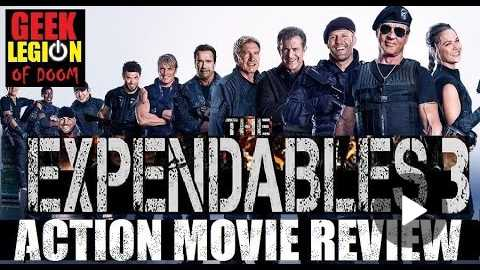 THE EXPENDABLES 3 ( 2014 Sylvester Stallone ) Action Movie Review