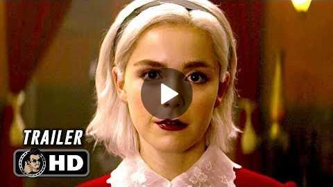CHILLING ADVENTURES OF SABRINA Season 2 Teaser Trailer (2019) Netflix