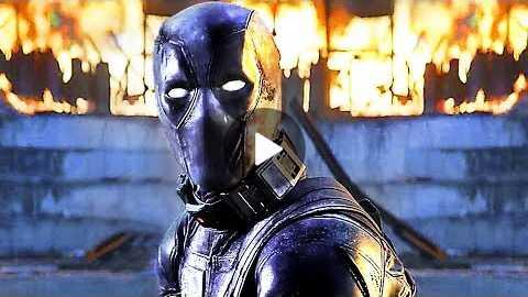 DEADPOOL 2 Full Movie Trailer
