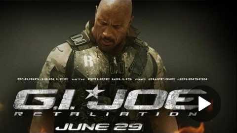 G.I.JOE RETALIATION ( 2013 Dwayne Johnson ) Action movie review & Future franchise predictions
