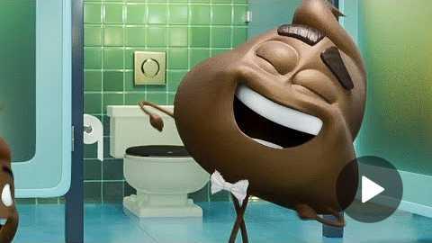 THE EMOJI MOVIE 'Meet Poop' TV Spot Trailer (2017)