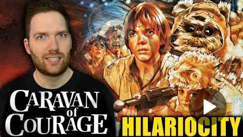 Caravan of Courage: An Ewok Adventure - Hilariocity Review