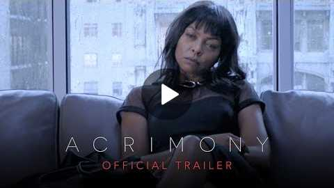 Tyler Perrys Acrimony (2018 Movie) Official Trailer Taraji P. Henson