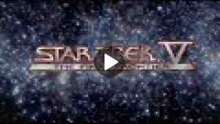 Star Trek V: The Final Frontier (Trailer)
