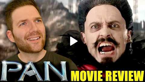Pan - Movie Review