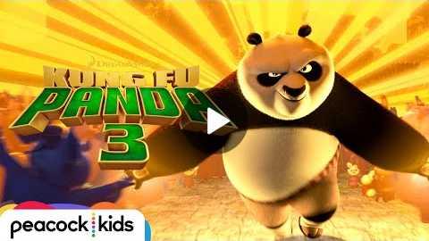 Kung Fu Panda 3 | Official Trailer #3