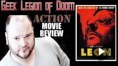 LEON aka ( 1994 Jean Reno ) aka THE PROFESSIONAL Action movie review