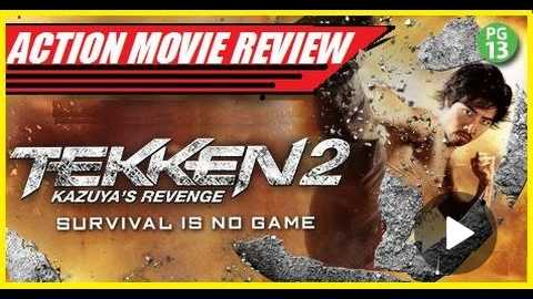 TEKKEN 2 : KAZUYA'S REVENGE ( 2014 Gary Daniels ) aka A MAN CALLED X Action Movie Review