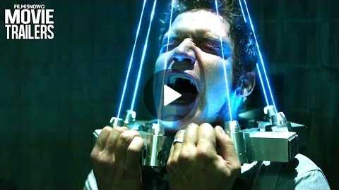 JIGSAW | 'Masterpiece' Trailer for horror movie