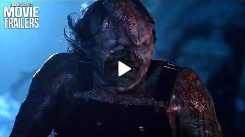 Victor Crowley Returns in first Trailer for New Hatchet Film